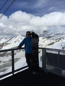 Paul in Zermatt